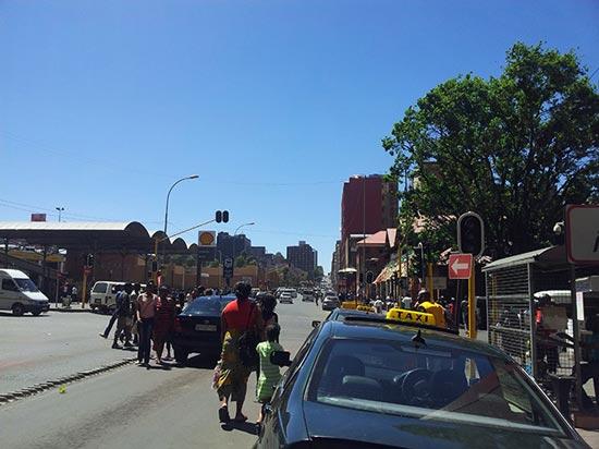 Mugged in Johannesburg, again!