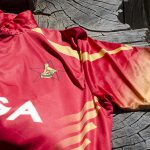 Zimbabwe cricket T20i Jersey – 2016