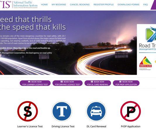 SA Drivers Licence
